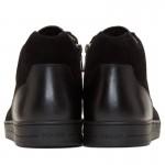 Prada Suede Ayakkabı Siyah Erkek