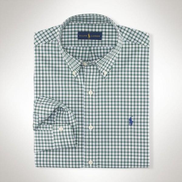 Ralph Lauren Gömlek Ivy-White Erkek