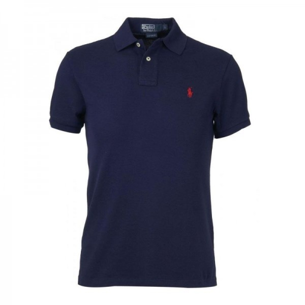 Ralph Lauren Polo Tişört Navy Blue Erkek