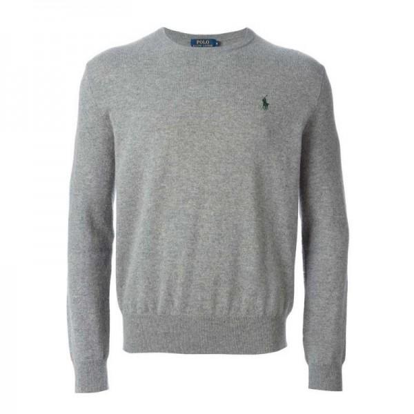 Ralph Lauren Polo Sweatshirt Gri Erkek