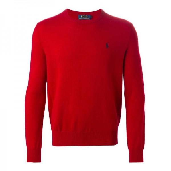 Ralph Lauren Polo Sweatshirt Kırmızı Erkek