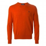 Ralph Lauren Polo Sweatshirt Turuncu Erkek