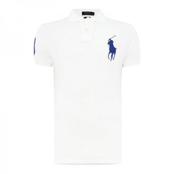 Ralph Lauren Polo Tişört Beyaz Erkek