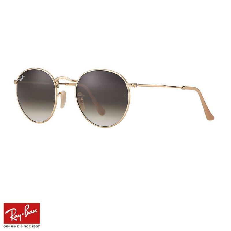 f86240e9ef ... promo code for 45 rayban round metal gözlük kahverengi altn güne gözlüü  4fc68 88a03