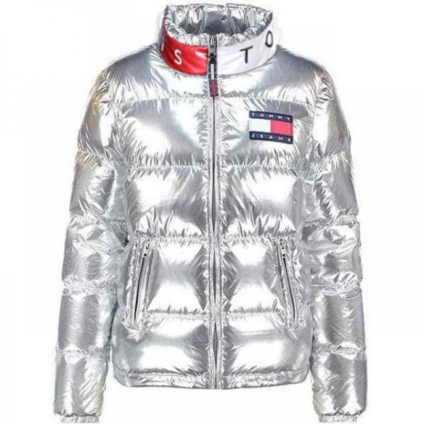 Tommy Hilfiger 90S Mont Gümüş Kadın