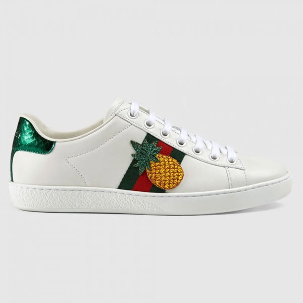 Gucci Sneaker Ace Erkek Ayakkabı Beyaz
