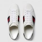 Gucci Ace Sneaker Erkek Ayakkabı Beyaz