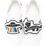 Gucci Ace Sneaker Ayakkabı Beyaz