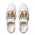 Gucci Ace Ayakkabı Beyaz Sneaker