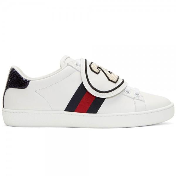 Gucci Ace 25 Sneaker Ayakkabı Beyaz