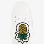 Gucci Ace Pineapple Sneaker Ayakkabı Beyaz