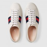 Gucci Ace Platform Sneaker Ayakkabı Beyaz