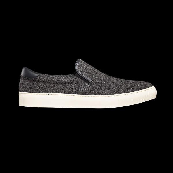 Moncler Erkek Ayakkabı New Auronnais Gri