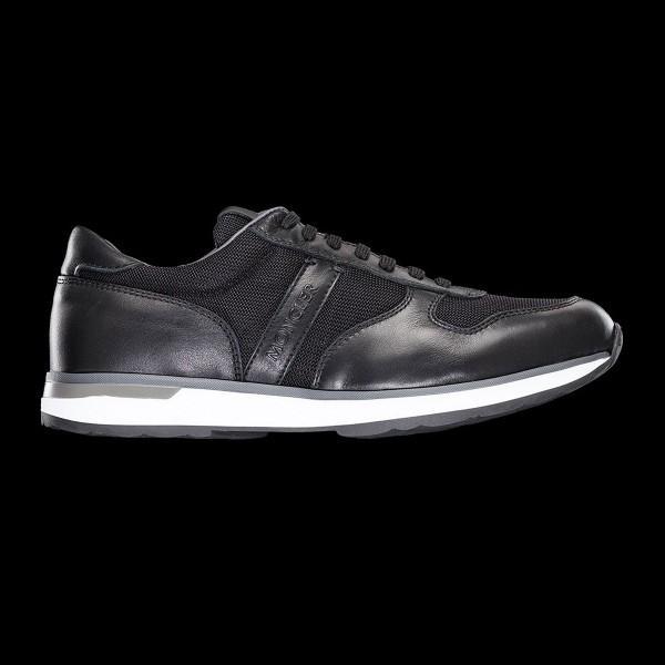 Moncler New Montego Ayakkabı Erkek Siyah