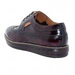 Prada Erkek Ayakkabı - Bordo