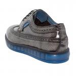 Prada Erkek Ayakkabı Gri