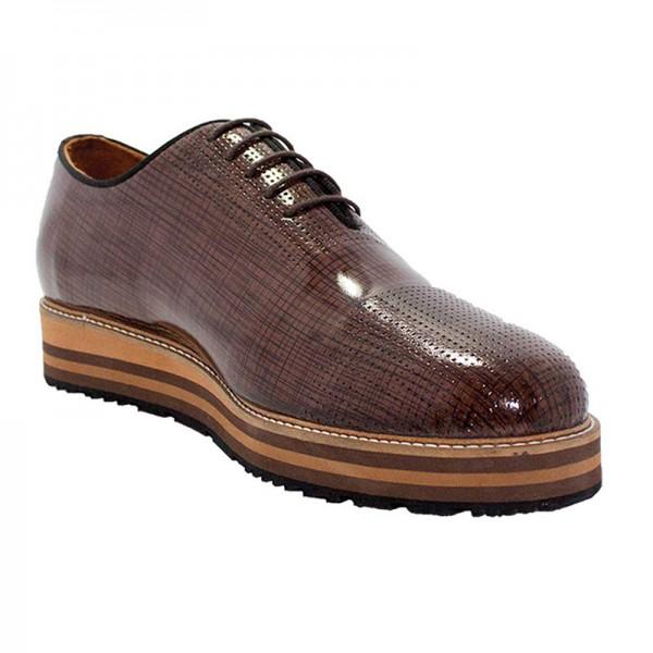 Prada Kahverengi Erkek Ayakkabı