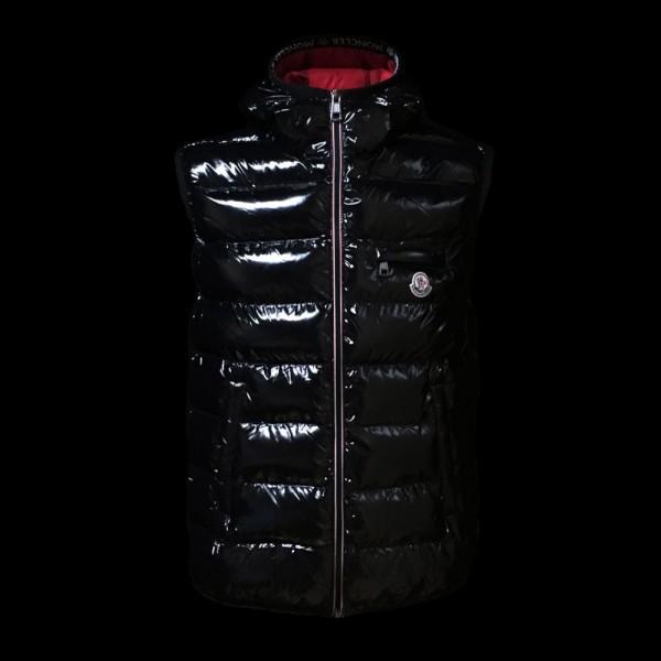 Moncler Yelek Gard - Siyah