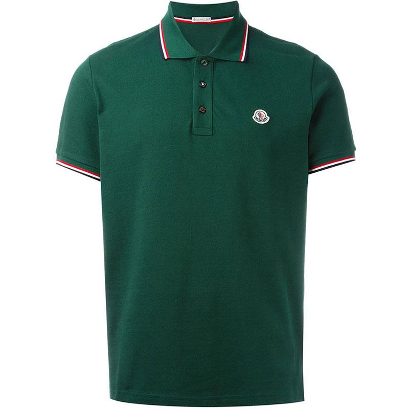 Moncler Tişört Yeşil